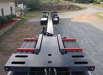 wind blade hauler