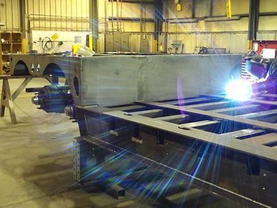 MCD Manufacturing, trailers, skip pans, crane pads, bolsters