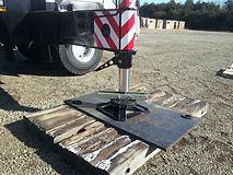outrigger pads, outrigger mats, crane pads, crane mat, crane, utrigging, rigging