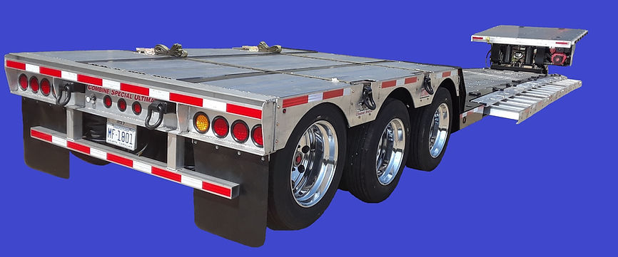 aluminum trailer, ultra light, ultimate, combine special
