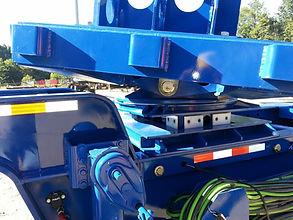 custom bolster, heavy hauling bolster