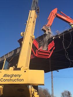 demolition, rigging, crane accessories, Pan Hog, material handling