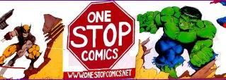 One Stop Comics Sept 10, 2016