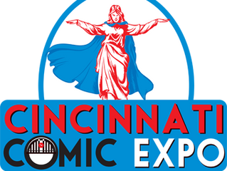 Cincinnati Comic Expo September 17-19