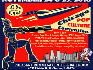 Chicago Pop Culture 11.24-25.18