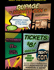 DuPage Mighty Con 11-11-17