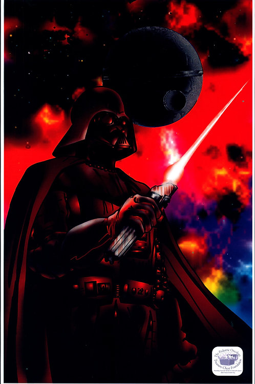 Vader for The Treasure Chest Foundation