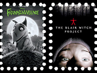 Bensenville Public Library: Fright Night Double Feature at Korthauer Log House, Friday, October 13,