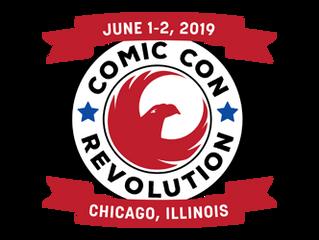Revolution Comic Con 6/1-2/19