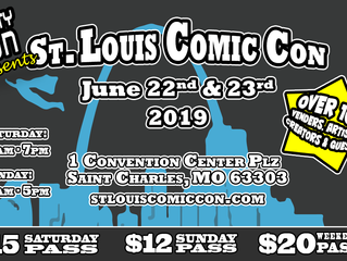 Mighty Con St. Louis MO 6/22-23/19