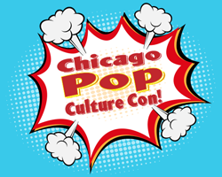 Chicago Pop Culture Con Nov. 25-26, 2017
