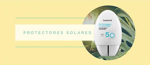 10. Protectores Solares Skincare Coreano