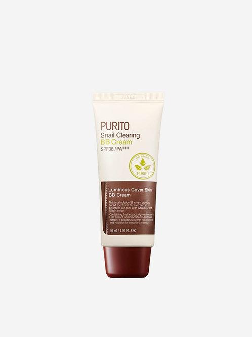 PURITO Snail Clearing BB Cream 30 ml (SPF38 PA+++)