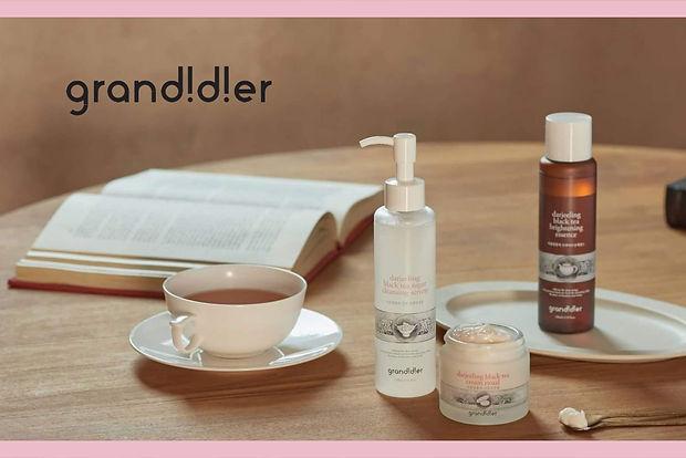 Grandidier skincare coreano