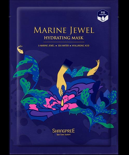 SHANGPREE Marine Jewel Hydrating Mask (1 pc)