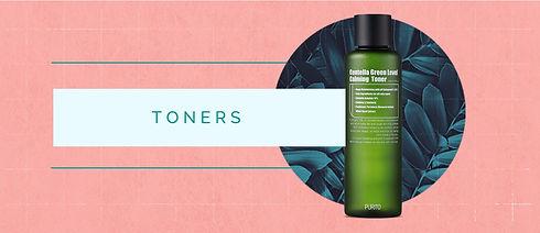 4. Toners Skincare Coreano Blossom Ritua