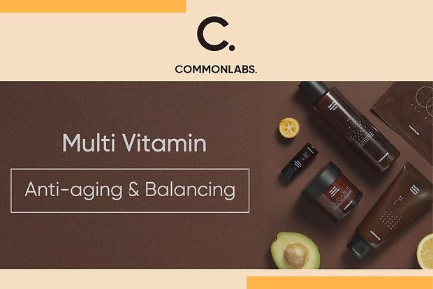 Commonlabs marca skincare coreano premium