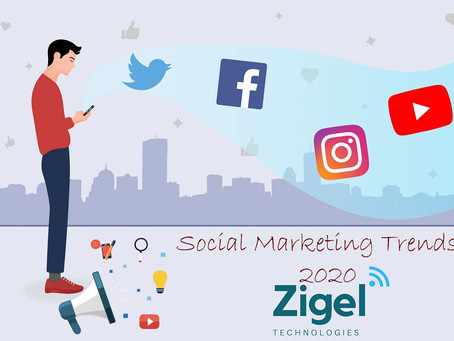 Social Marketing Trends You Need To Know For 2020