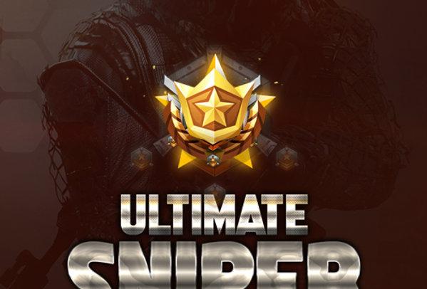 Ultimate Sniper - Game Ui PSD