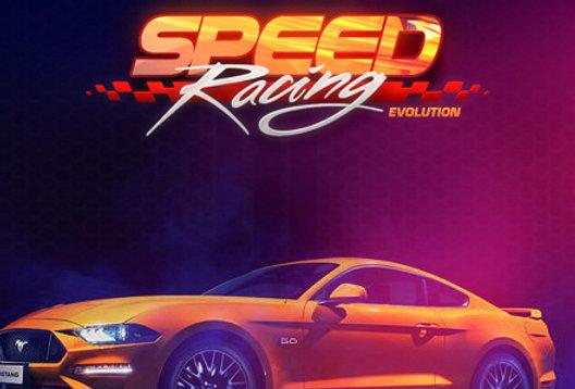 Speed Racing - Game Ui PSD