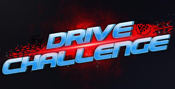 Drive Challenge - Title PSD