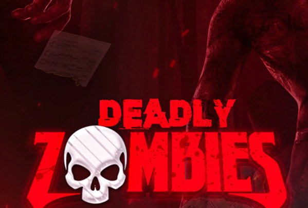 Deadly Zombies - Game Ui PSD