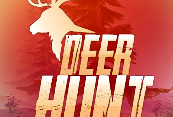 Deer Hunt Wild Attack - Game Ui PSD