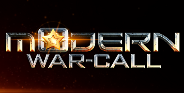 Modern War Call - Title PSD