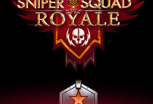 Sniper Battle Royale - Game Ui PSD
