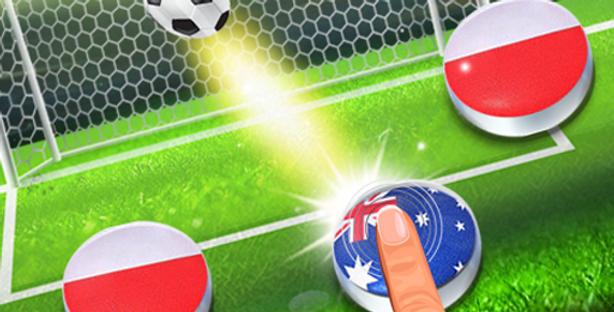 Soccer Ball - Game Icon PSD