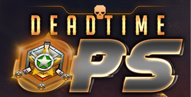 Deadtime OPS -  Title PSD
