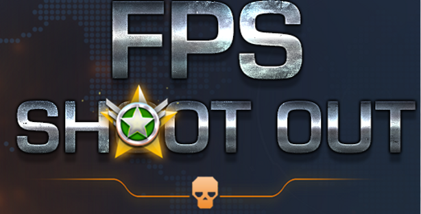 FPS Shoot Out - Title PSD