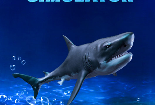 Shark Simulator - Game Ui PSD