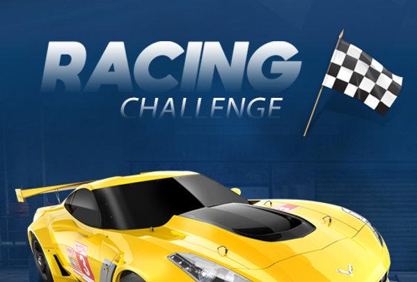 Racing Challenge - Game Ui PSD