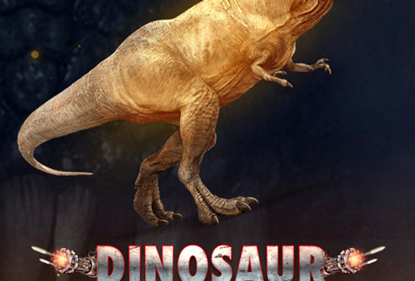 Dinosaur Battle - Game Ui PSD