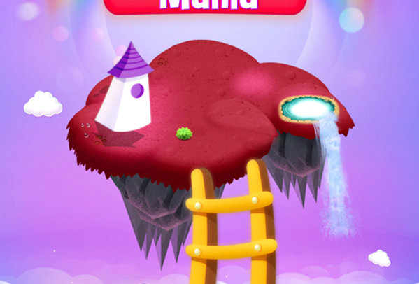 Alpha Mania - Game Ui PSD