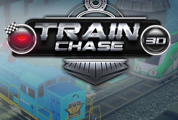 Train Chase - Game Ui PSD
