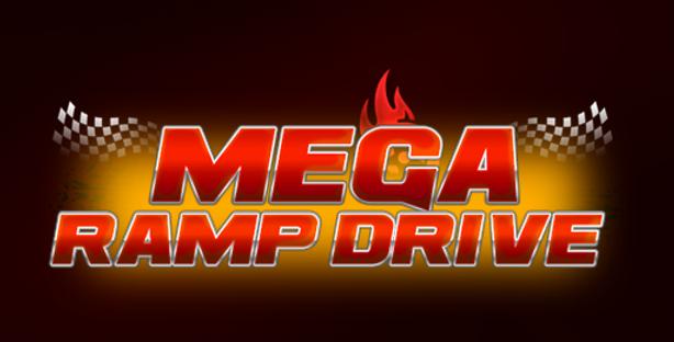 Mega Ramp Drive - Title PSD