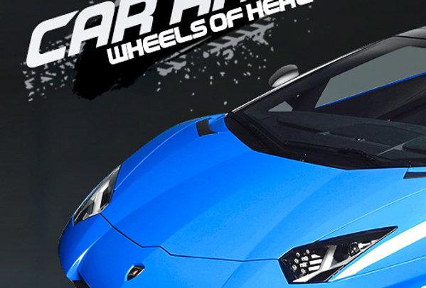 Car Racing - Game Ui PSD