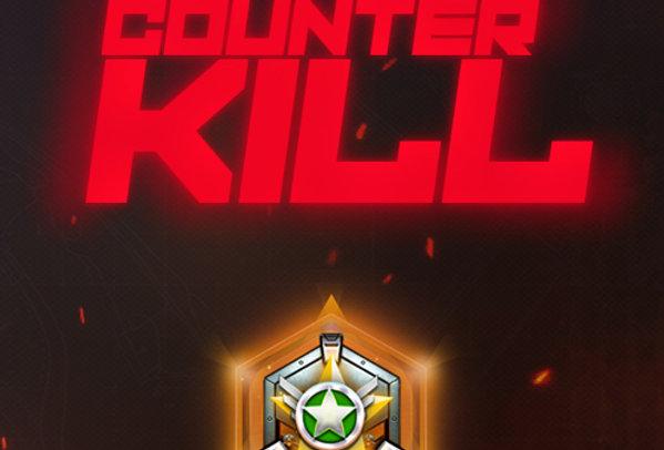 Counter Kill - Game Ui PSD