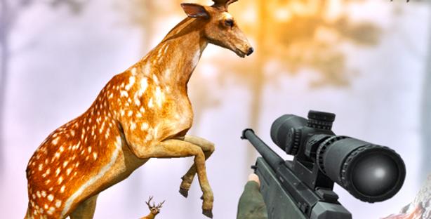 Deer Hunter - Game Icon PSD