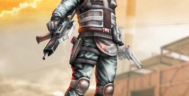 Counter Shoot - Game Icon PSD