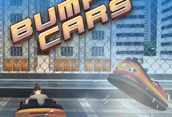 Bumper Cars -  Game Ui PSD