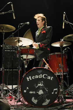 Slim Jim Phantom - Head Cat