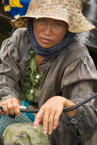 Tonlé Sap Lake, Cambodia