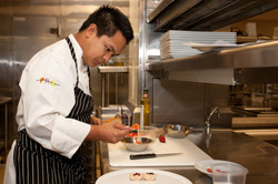 Chef Ross Pangilinan - Leatherby's Café