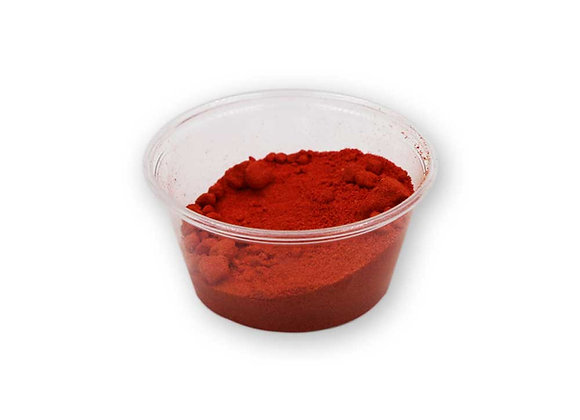 Boîte de colorant fraise pour barbe à papa