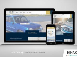 HCA Concept lance son activité de covering