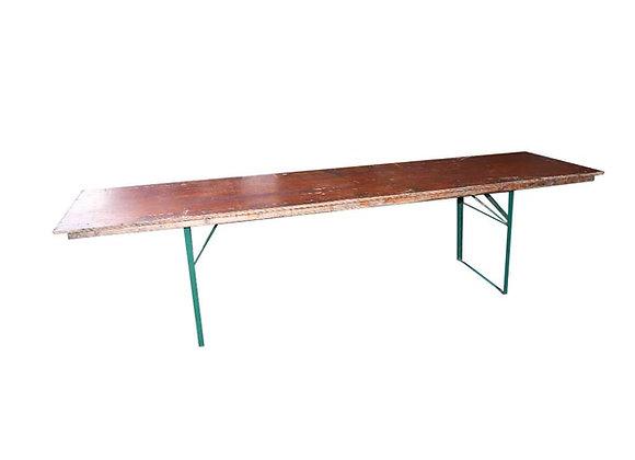 Table rectangulaire bois