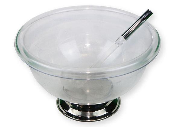Coupe à punch transparente